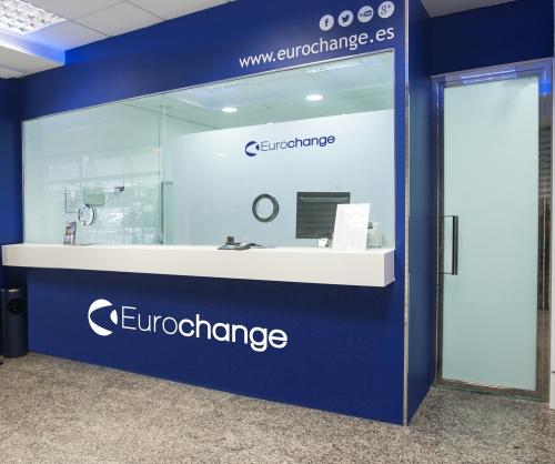 Eurochange exchange office