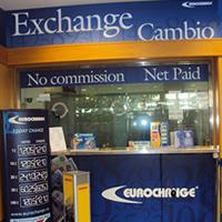 Eurochange-bureau de change